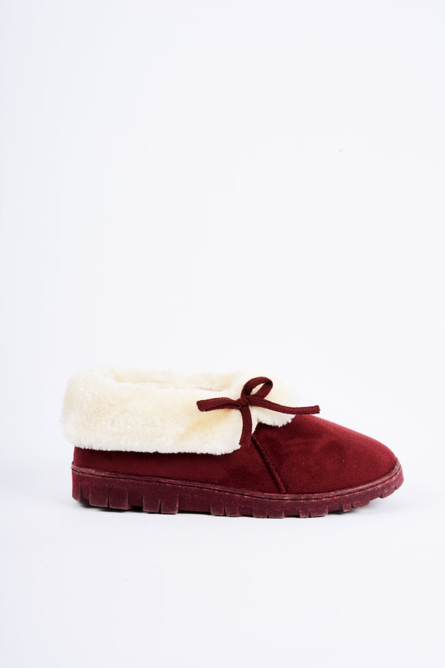 Kira Slipper Red 3X8 A