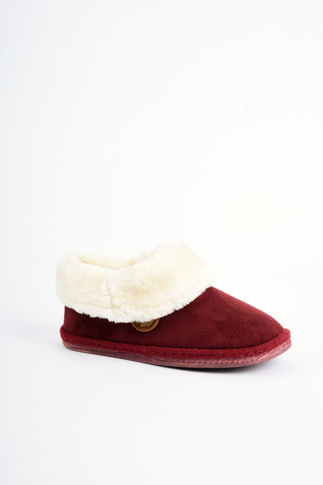 Kim Slipper Red 4X8 A