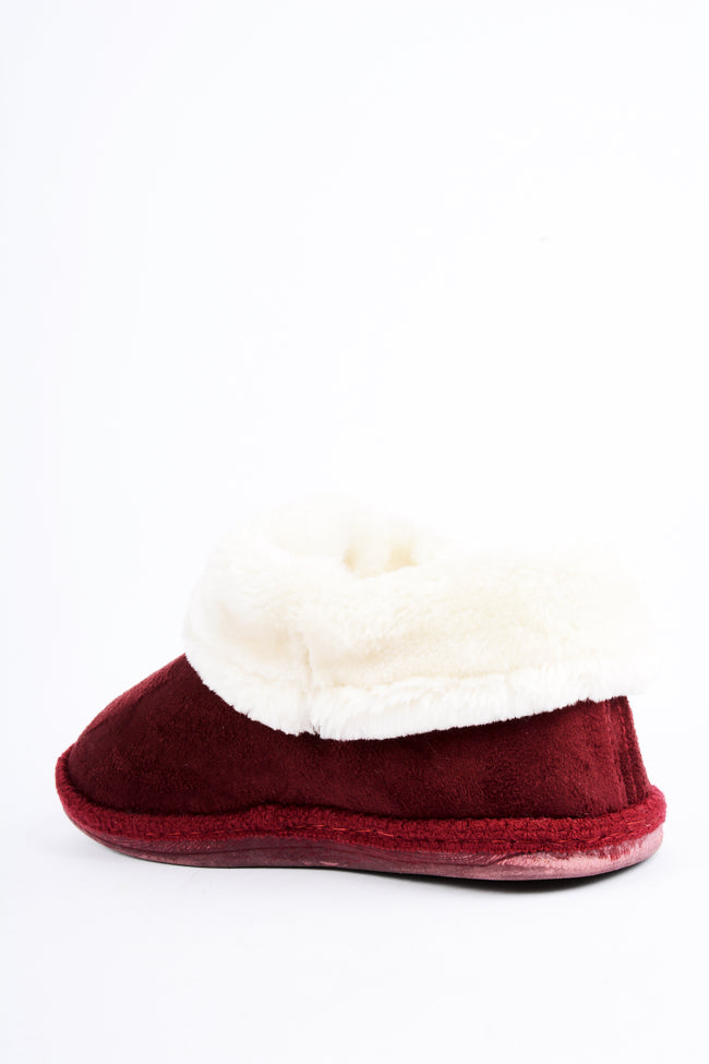 Kim Slipper Red 4X8 D