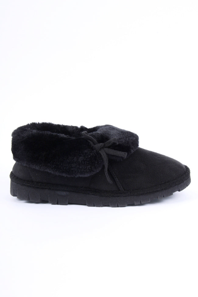 Kira Slipper Black 3X8 D