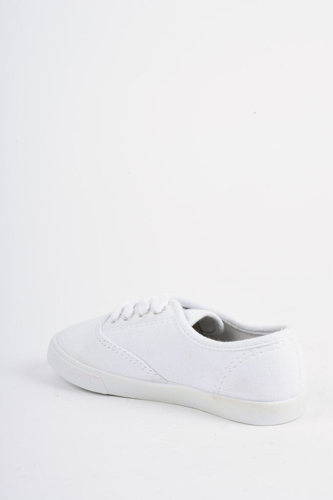 Oxford White Size Range 2