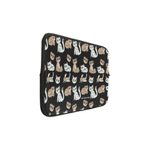 Sass and Milli Macbook Pro 17'' Water Resistant Laptop Cover - The Capital Dolls
