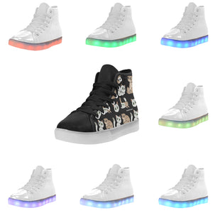 Sass and Milli Chargeable Light Up Kid's Shoes #BESTSELLERS No.1 - The Capital Dolls