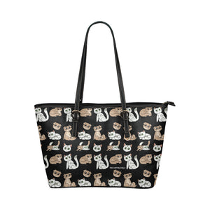 Sass and Milli Large Leather Tote Bag - The Capital Dolls