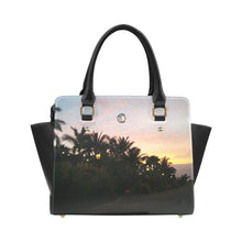 Sunset Art Classic Handbag - The Capital Dolls