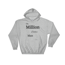 """The Million Dollar Man"" Hooded Sweatshirt - The Capital Dolls"
