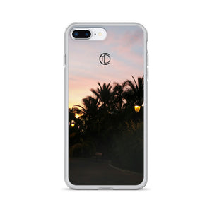 Sunset Art iPhone Case - The Capital Dolls