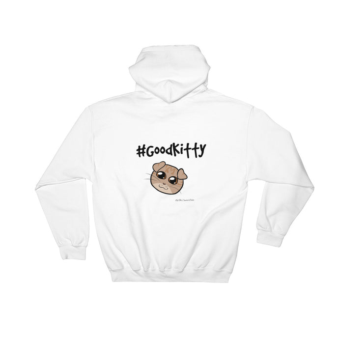 #GoodKitty, Hooded Sweatshirt (S-5XL) Sass - The Capital Dolls available also plus size