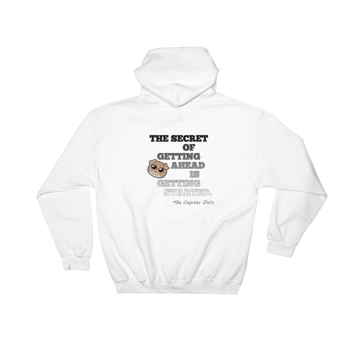 The Secret, Hooded Sweatshirt (S-5XL) Sass - The Capital Dolls