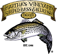 Martha's Vineyard Striped Bass & Bluefish Derby Logo