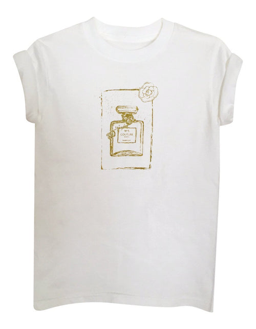 Kids - Little Girl's Couture Tee- White
