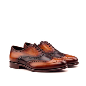 "Harry ""Cognac/Dark Brown"" - Adam Lusso"