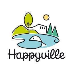 Happyville USA by The Jacque' Allen