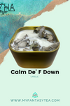 CALM DE EF' DOWN - Sage Candle
