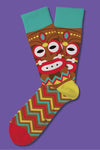 Tiki Terrace Socks