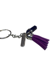 Strength + Courage Keychain