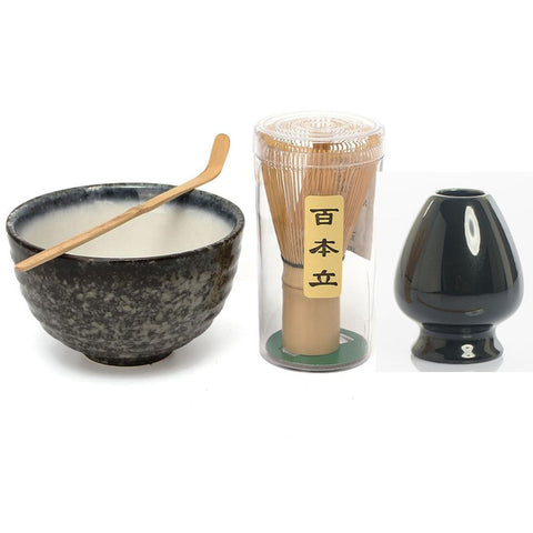 Elegant Traditional Matcha Giftset - (MANY COLORS)