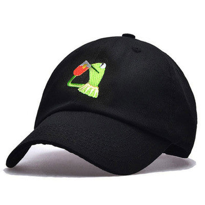 WHAT'S TEA? - MATCHA UNIVERSE DAD HAT (Many Colors)