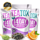 Reduce Bloating, Eliminate Toxins, Boost Metabolism, & Supercharge Your Health with Matcha Universe TEATOX