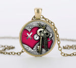 "Steampunk Necklace ""Key"" - Anhänger - SteampunkSpirit"