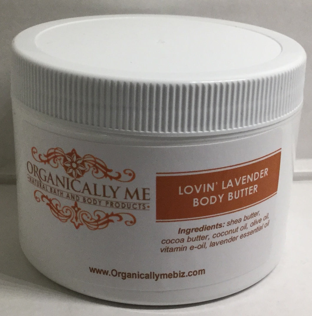 Lovin' Lavender Body Butter