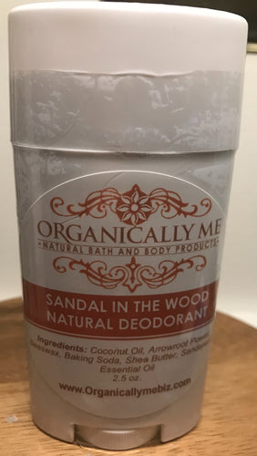 Sandal in the Wood Deodorant