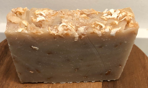 Yummy Coconut Soap