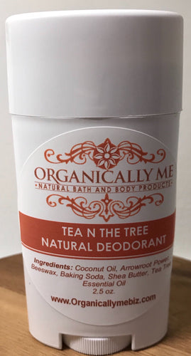 Tea in the Tree Deodorant