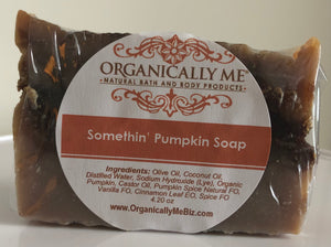 Somethin' Pumpkin Soap