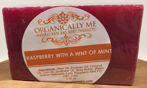 Raspberry With A Hint of Mint