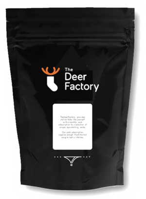 Monthly Sock Subscription - TheDeerFactory