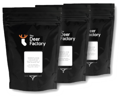 3 Month Sock Subscription - TheDeerFactory