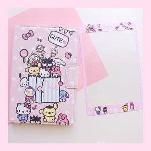 Kawaii Cartoon IPad Case