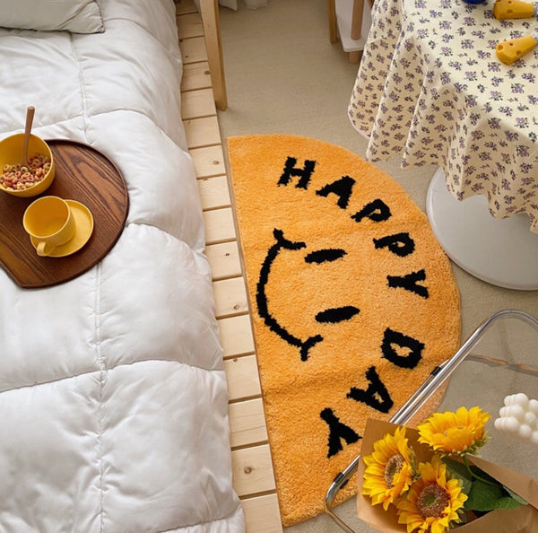 Happy Day Floor Mat