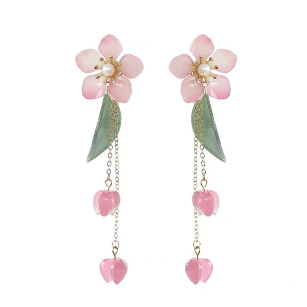 Sweet Flowers Earrings