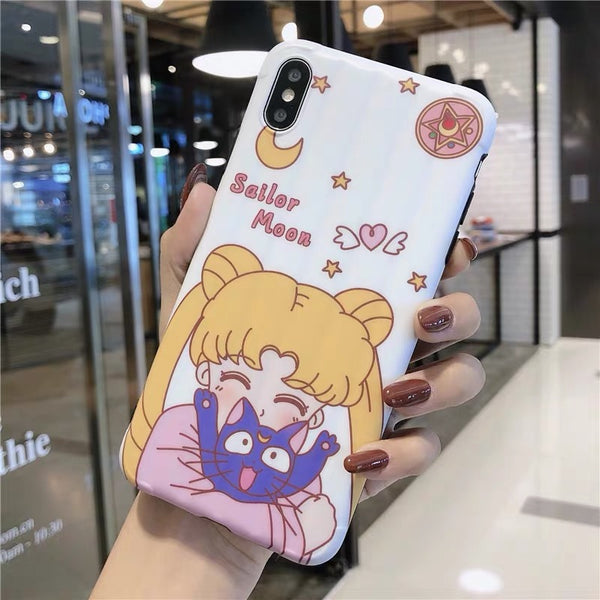 Usagi Phone Case For Iphone6/7/8/6plus/7/8/plus/X/XS/XR/XSmax/11/11pro/pro max
