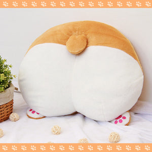 Corgi Ass Pillow