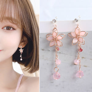 Cute Flowers Earrings