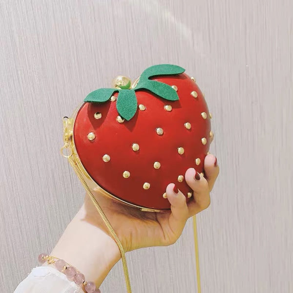 Cute Strawberry Bag