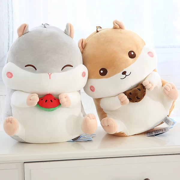 Cute Hamster Plush Toy