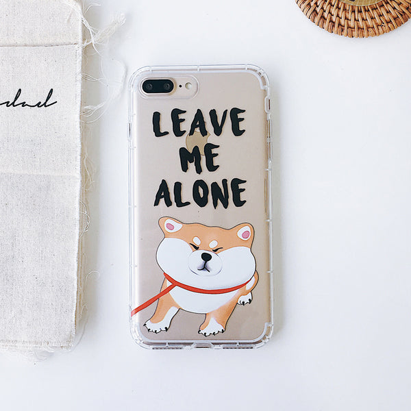 Corgi Phone Case For Iphone6/6S/6P/7/7P/8/8plus/X/XS/XR/Xs max