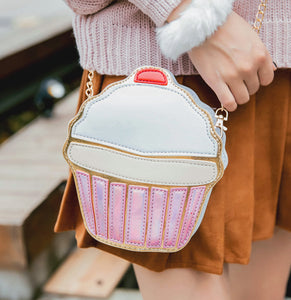 Sweet Cake Single-Shoulder Bag
