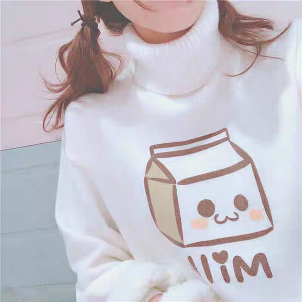 Sweet Milk Sweater