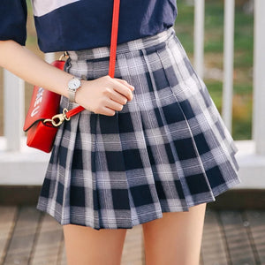 Cute Preppy Style Skirt