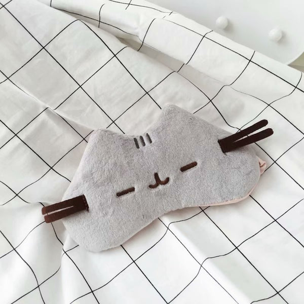 Sleepy Cat Eye Mask