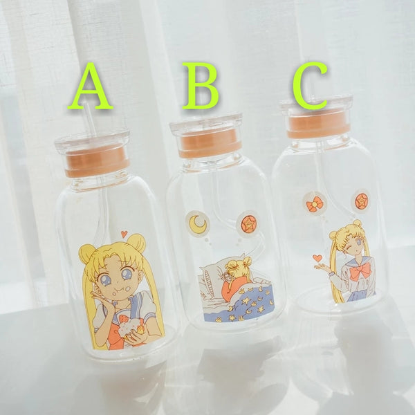 Sailor Usagi Drinking Bottle