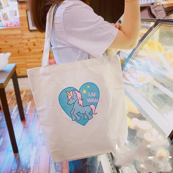 Ramen Ball Canvas Single Shoulder Bag