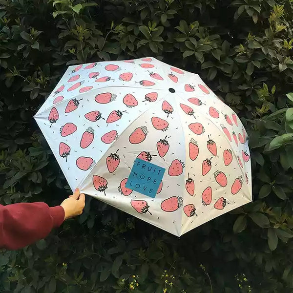 Strawberry  Umbrella