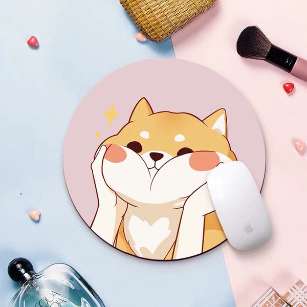 Funny Printed Mouse Pad
