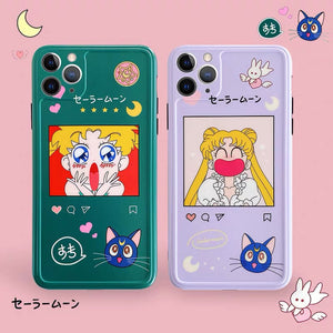 Funny Girl Phone Case For Iphone7/7P/8/8plus/X/XS/XR/Xs max/11/11pro/11pro max